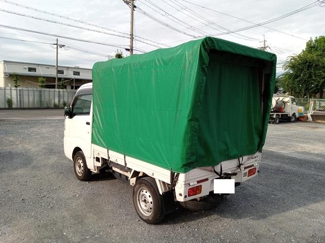 H26年 EBD-S500P ダイハツ ハイゼットトラック 車検付き(令和4年10月16日)4