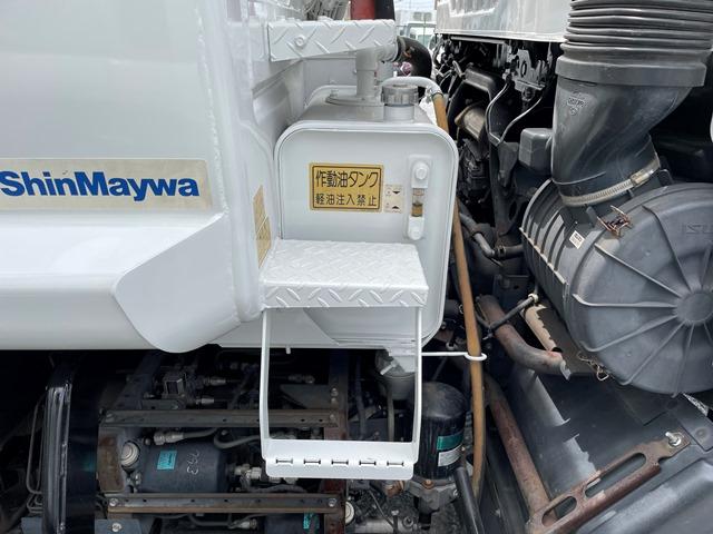 H20年 PKG-FSR90S2 いすゞ フォワード 増トン プレスパッカー 全塗装済57