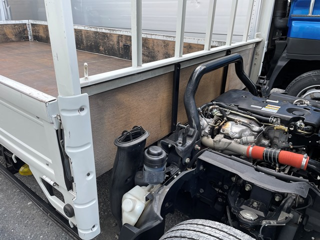 H24年 TKG-LPR85AR タイタン 平ボデー 6MT フルフラットロー 外部評価付き38