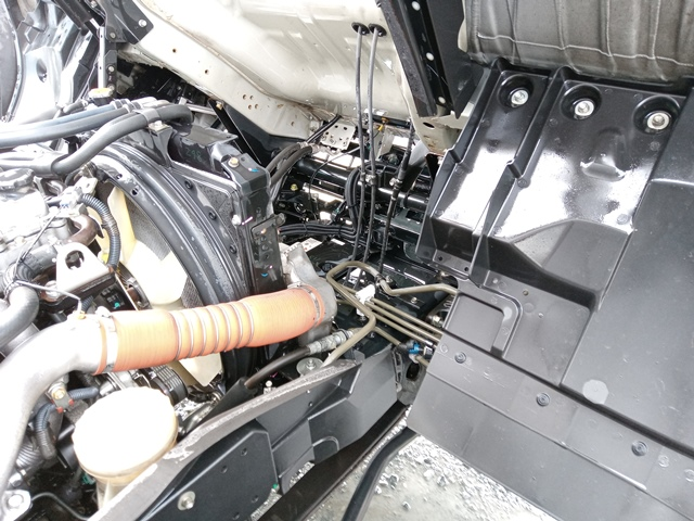 H29年 TKG-FRR90S2 いすゞ フォワード アルミウイング 240PS 6MT 車検付き 外部評価付き50