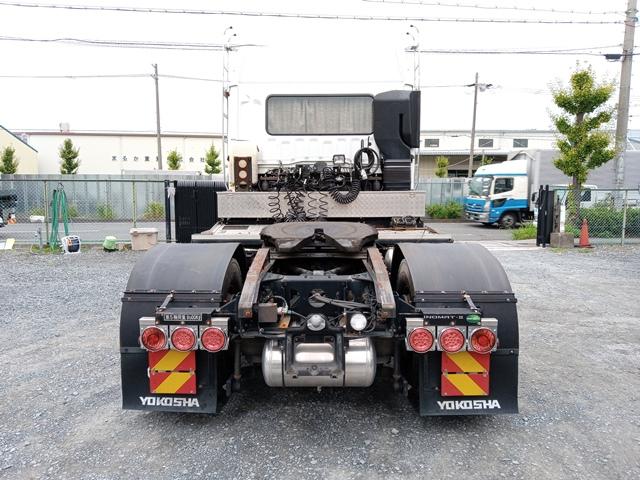 H27年 QPG-FP64VDR 三菱 スーパーグレート トラクタ 車検付 297千㎞8