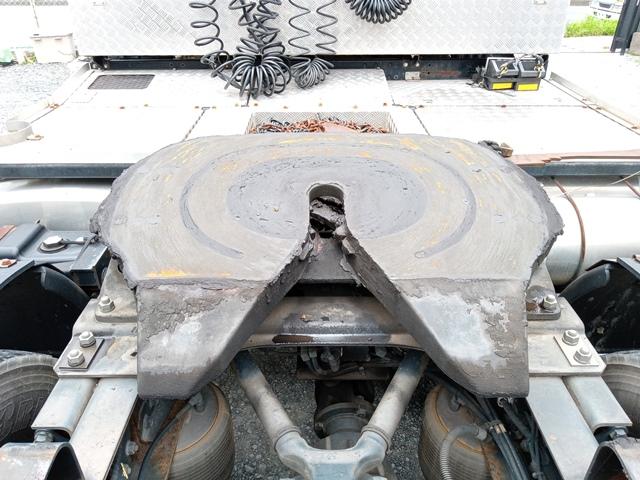 H27年 QPG-FP64VDR 三菱 スーパーグレート トラクタ 車検付 297千㎞10
