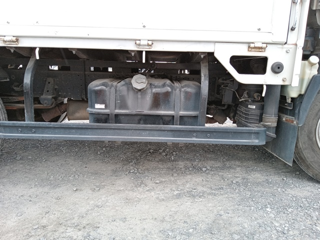 H24年 SKG-NPR85YN いすゞ エルフ ワイドセミロング平ボデー 6MT 151千㎞23