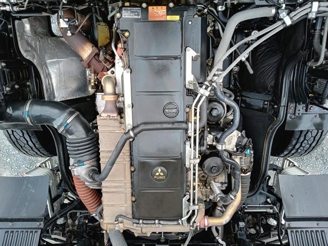 H27年 QPG-FP64VDR 三菱 スーパーグレート トラクタ 車検付 297千㎞36