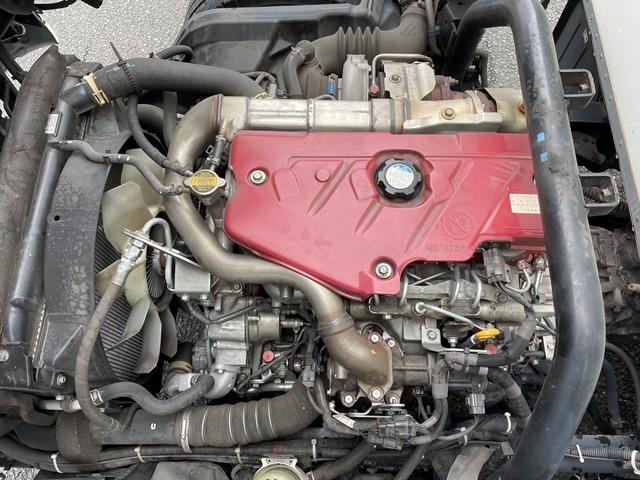 H30年 TKG-XZU722M 日野 デュトロ ワイド 超ロング 6MT 150PS 全低床 車検付(令和4年1月23日)51