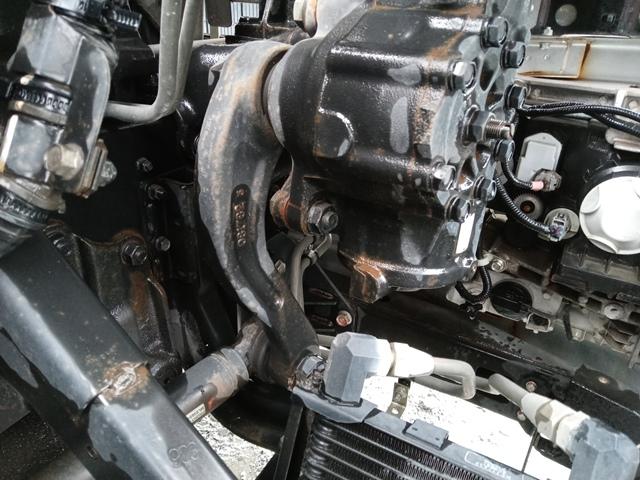 H27年 QPG-FP64VDR 三菱 スーパーグレート トラクタ 車検付 297千㎞43