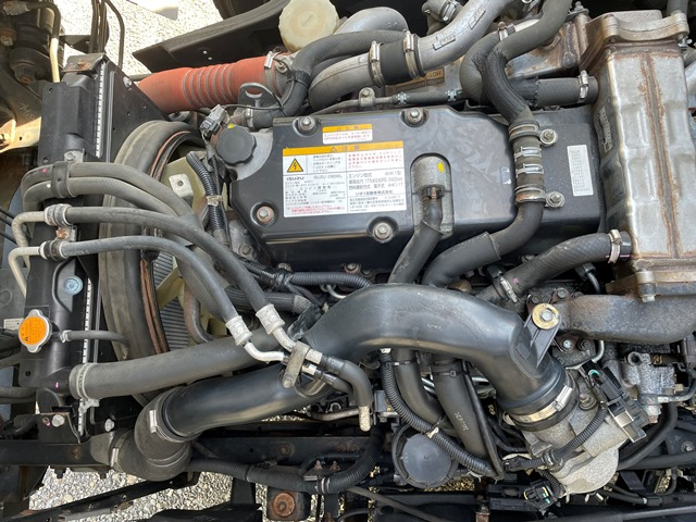 H28年 TKG‐FRR90T2 いすゞ フォワード ウイング ワイド エアサス 6MT 240PS 跳ね上げパワーゲート付き43