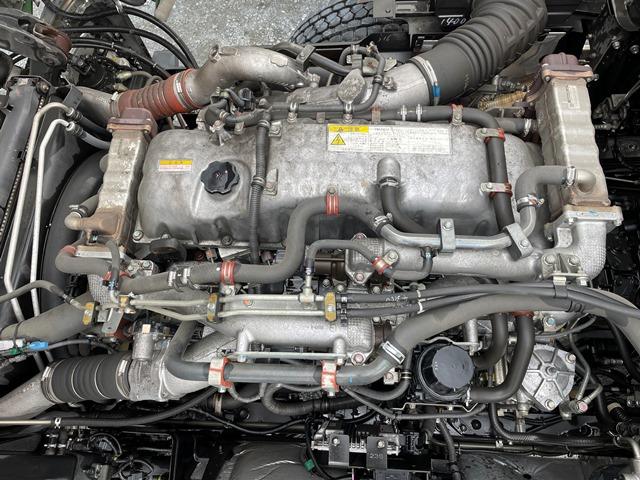 H28 QKG-CYM77B いすゞ ギガ アルミブロック 7MT 380PS59