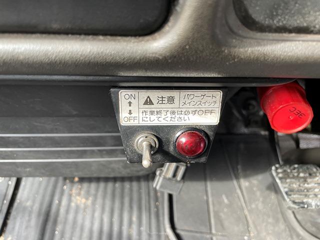 H15年 KR-NKR81E いすゞ エルフ 垂直パワーゲート付き木製平ボデー 5MT26