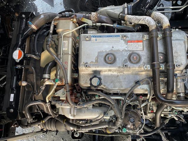 H30年 2PG-FD2ABG 日野 レンジャー ハイルーフ 6MT エアサス 格納パワーゲート付きアルミウイング 車検付44