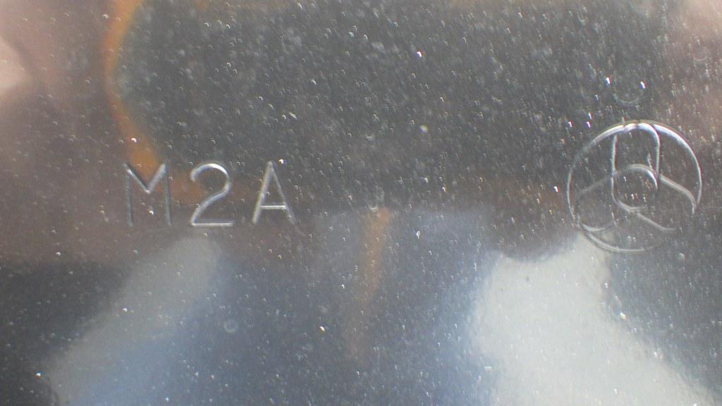 三菱フソウ 純正部品 リヤアルミバンパー 取付ステー付8