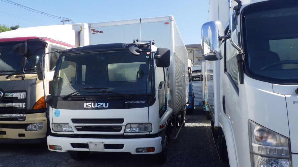 東大阪 トラック 重機 建機 フォークリフト 買取実績 No.1