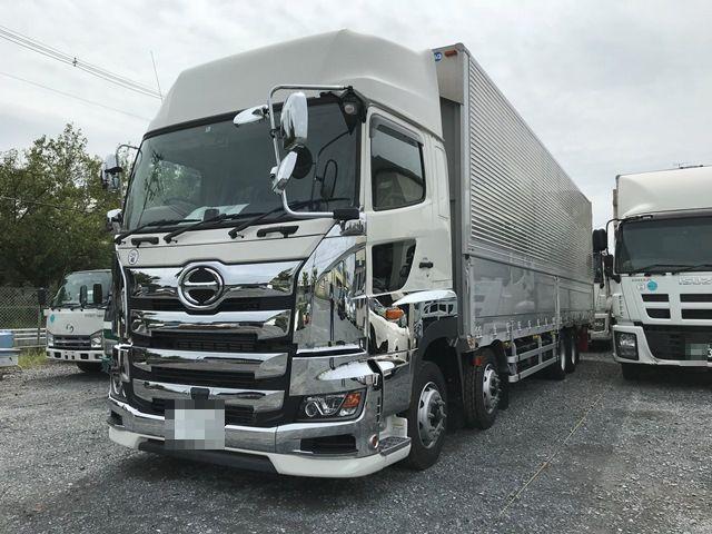 冷蔵冷凍車 ウィング バン トラック専門 アイケイアール
