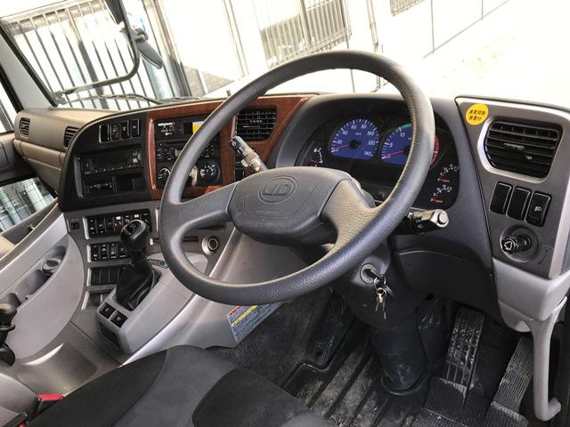 クオン QPG-CD5ZA トレクス製ウイング 車検付 16