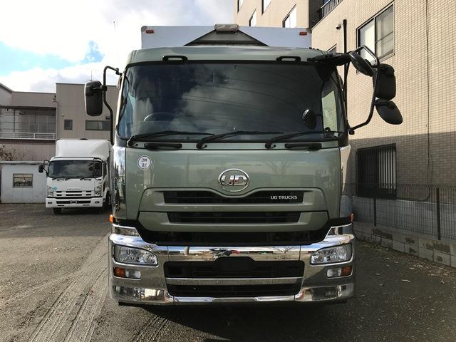 クオン QPG-CD5ZA トレクス製ウイング 車検付 5