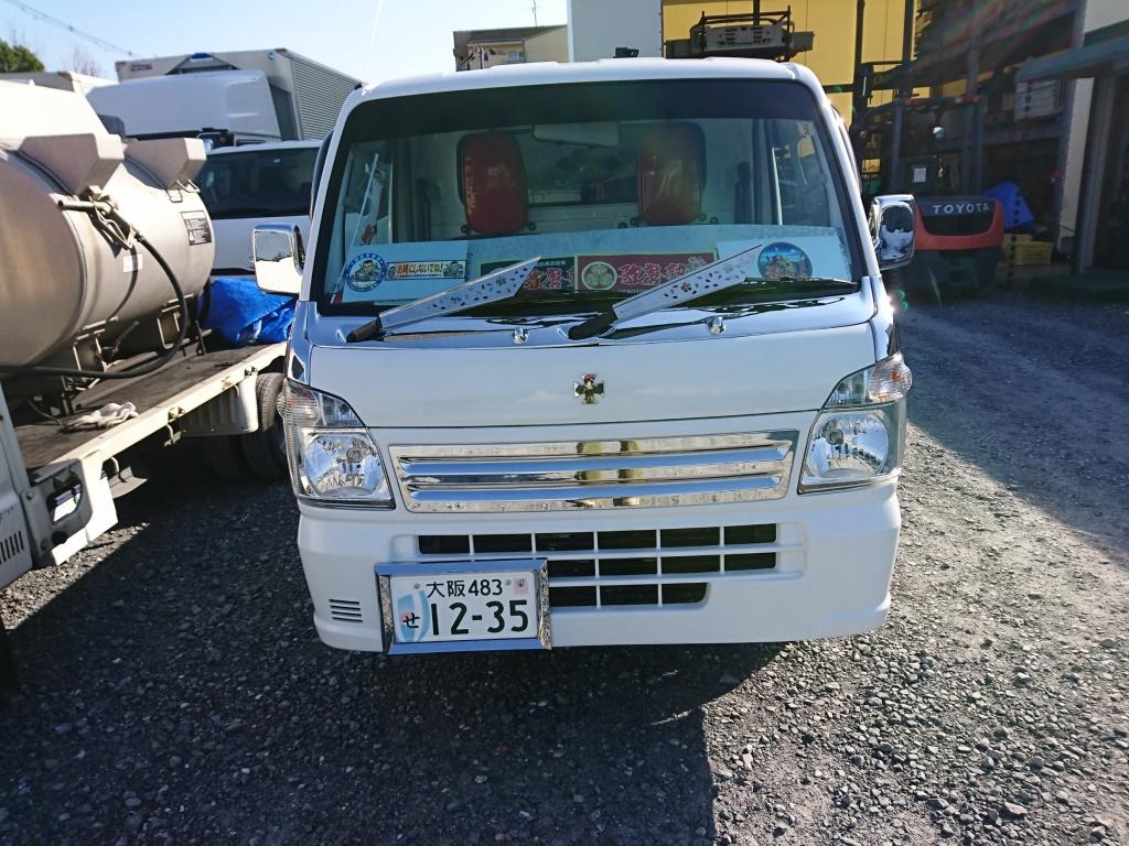 1235 いちにーさんごーヽ(^o^)丿トラック 乗用車の名義変更もアイケイアールにお任せください。