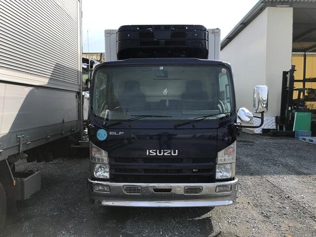 エルフ BDG-NPR85AN 冷凍車2
