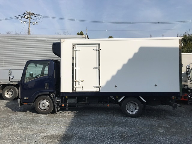 エルフ BDG-NPR85AN 冷凍車3