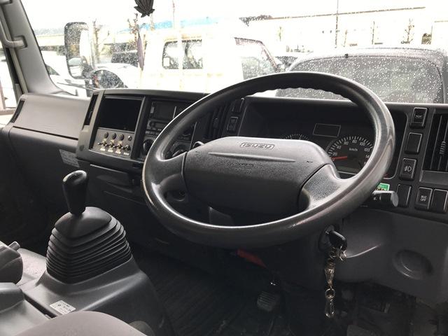 エルフ BDG-NPR85AN 冷凍車6