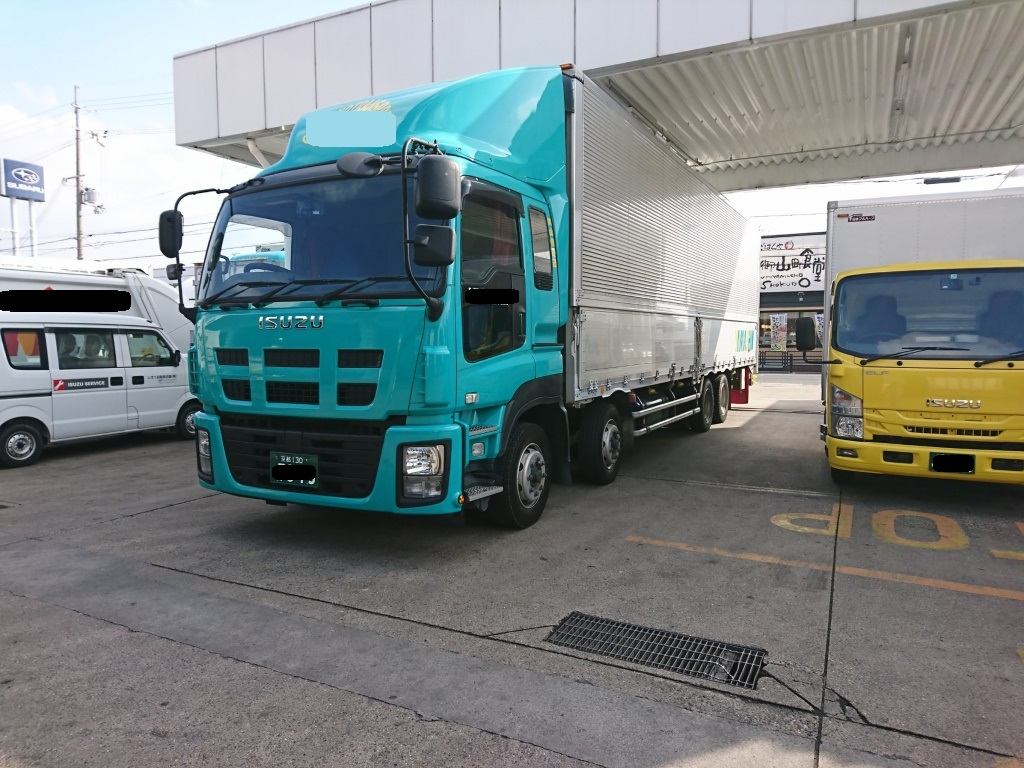 トラック買取  日野 いすゞ フソウ UD 販売も アイケイアール