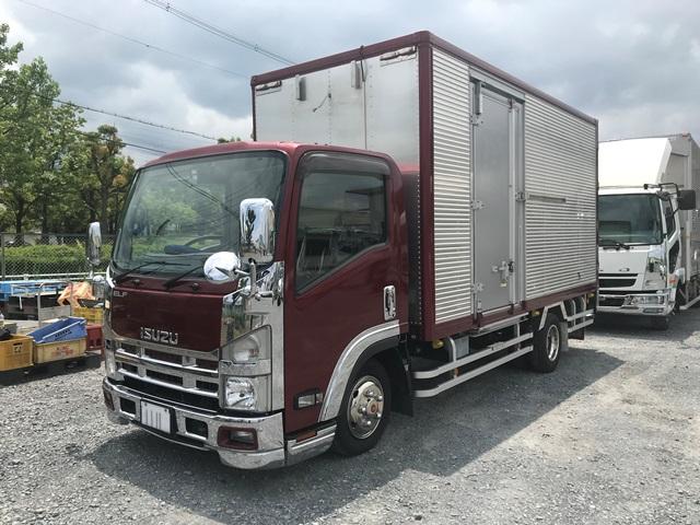 エルフ TKG-NLR85AN ドライバン1