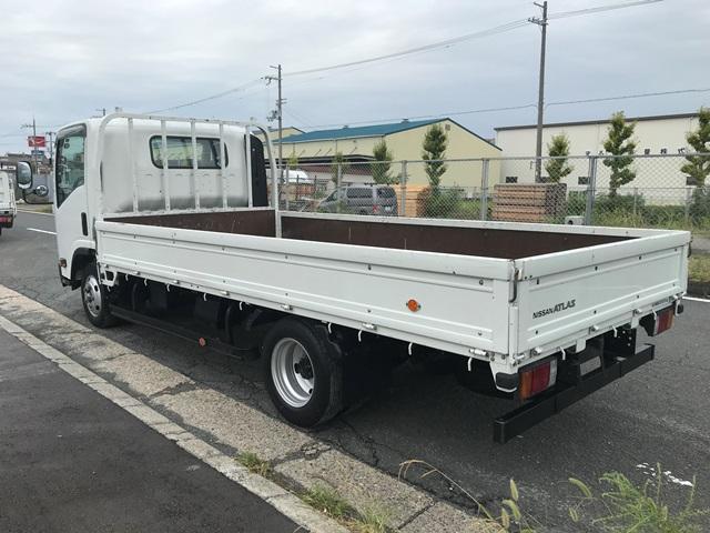 アトラス BKG-ANR85AR 木製平ボディ4