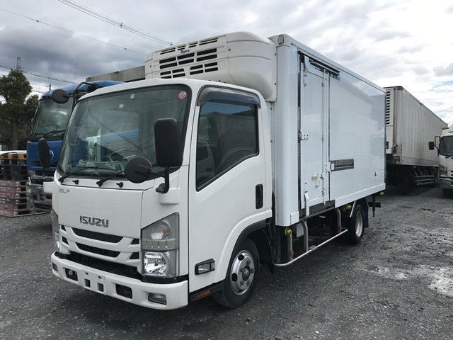 エルフ TPG-NLR85AN 冷凍車 低温1