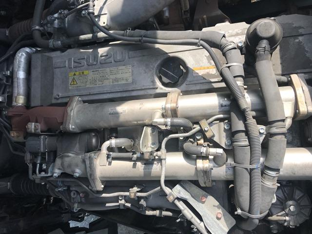 H25年 QKG-EXD52AD シングルトラクター ハイルーフ36