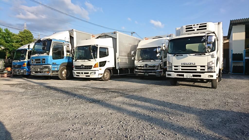 特選中古車 トラック販売 買取 中古パーツもアイケイアール