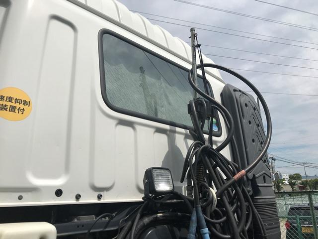 ギガ QKG-EXD52AD トラクター 460馬力9