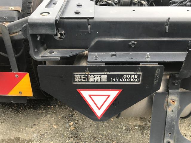 ギガ QKG-EXD52AD トラクター 460馬力41