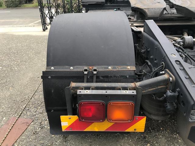 ギガ QKG-EXD52AD トラクター 460馬力40