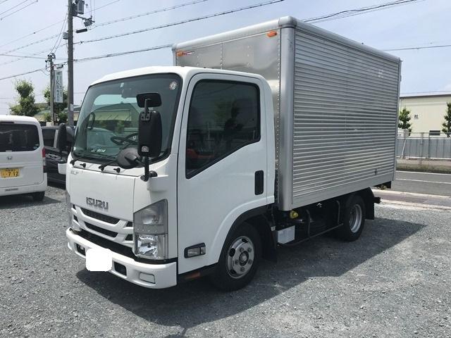 エルフ TPG-NLR85AN バン AT免許対応車1