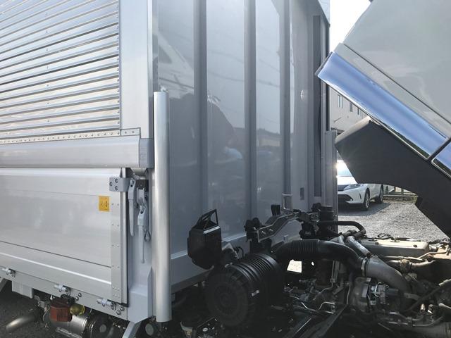 R2年 2PG-FD2ABG レンジャー ウイング エアサス 6.2m 未使用車30
