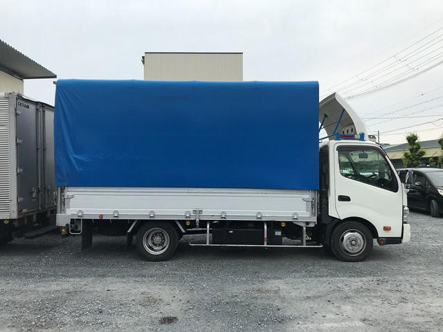 H26年 TKG-XZU710M 電動ホロウイング 車検付7