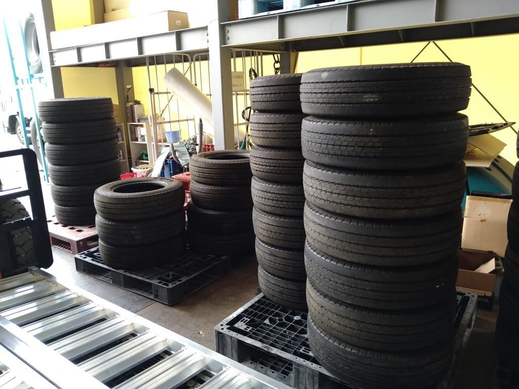 大型 トラック タイヤ アルミホイール 買取 販売 のアイケイアール