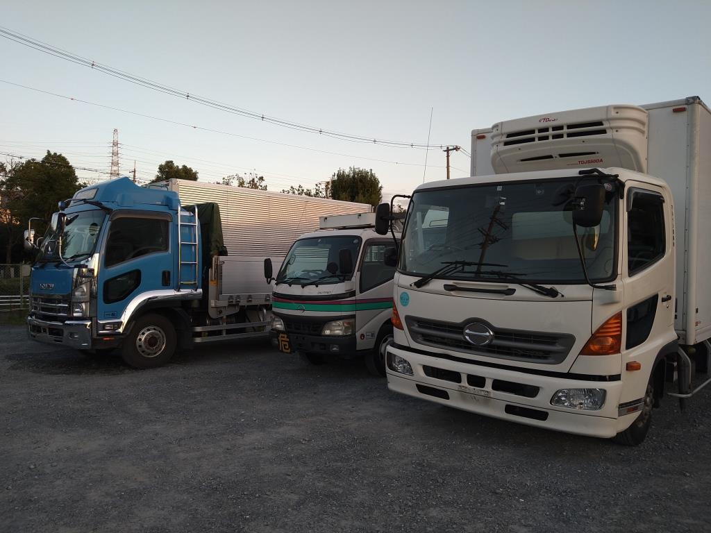 トラック買取  特選中古車 販売 の アイケイアール