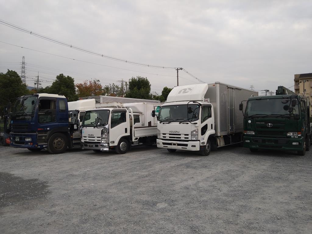 トラック買取 中古トラック 販売のアイケイアール