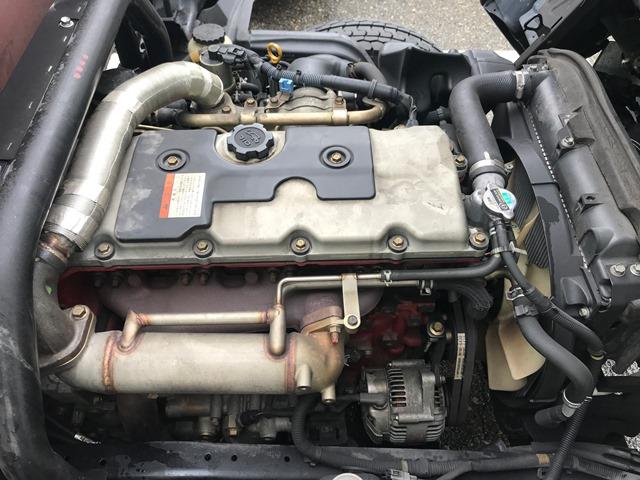 トヨエース H17年 PB-XZU301 平ボディ 3トン41
