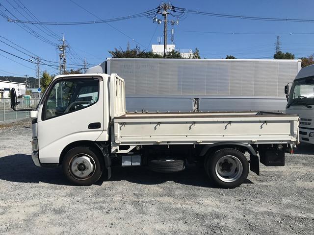トヨエース H17年 PB-XZU301 平ボディ 3トン6