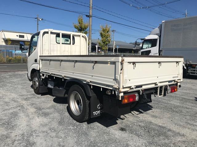 トヨエース H17年 PB-XZU301 平ボディ 3トン4