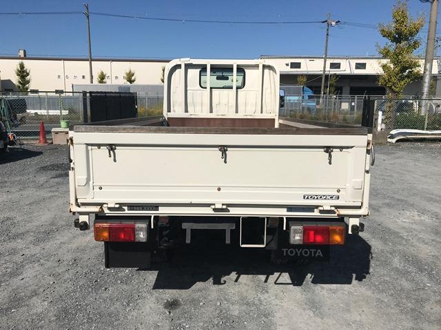 トヨエース H17年 PB-XZU301 平ボディ 3トン8