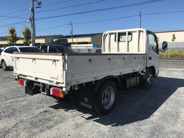トヨエース H17年 PB-XZU301 平ボディ 3トン2