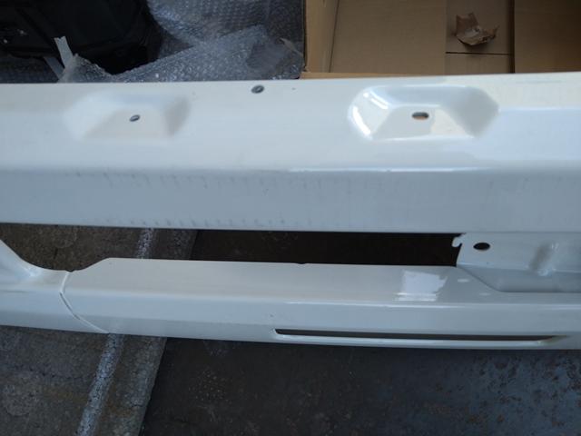 いすゞ フォワード ワイドキャブ用 フロントバンパー2