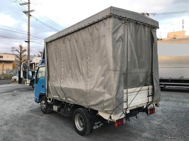 H29年 TRG-NJR85A 幌カーテン車 10尺4