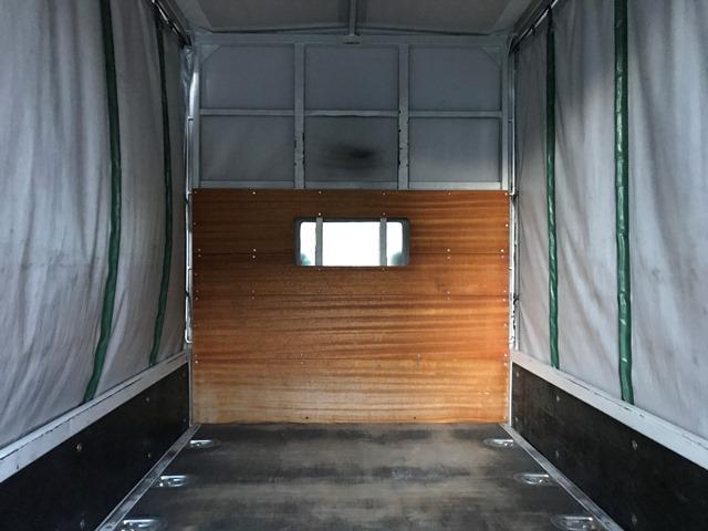 H29年 TRG-NJR85A 幌カーテン車 10尺10