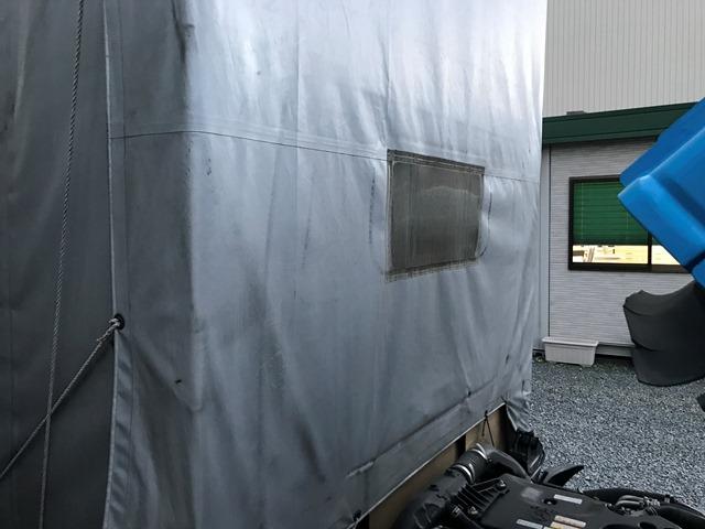 H29年 TRG-NJR85A 幌カーテン車 10尺36