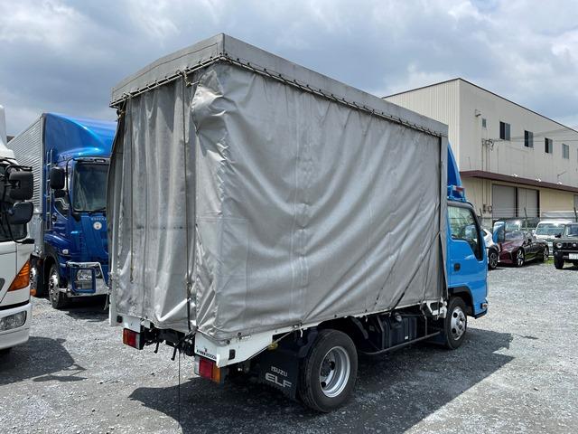 H29年 TRG-NJR85A 幌車 カーテン式 10尺 外部評価付き2