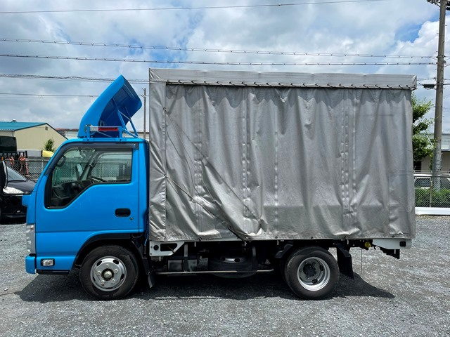 H29年 TRG-NJR85A 幌車 カーテン式 10尺 外部評価付き6