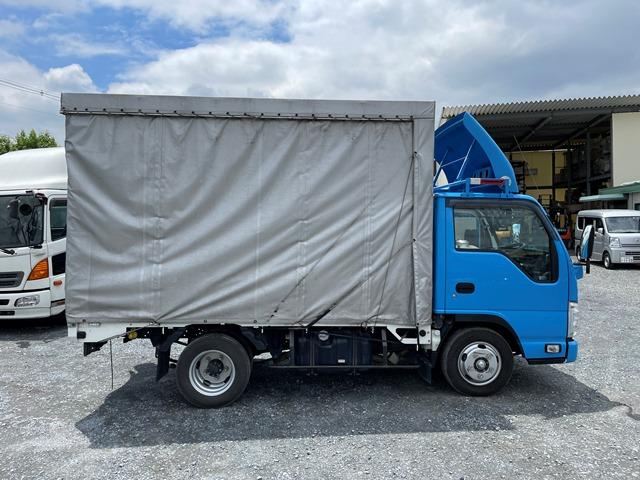 H29年 TRG-NJR85A 幌車 カーテン式 10尺 外部評価付き8